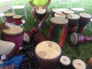 Community Drumming Circle @ Wild Fig