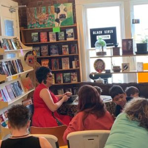 Drag Queen Story Time @ Wild Fig