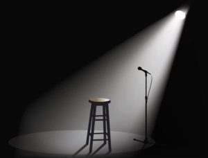 Comedy Show and Open Mic with DD Rainbow @ Wild Fig