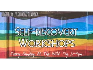 Self-Discovery Worship @ Wild Fig Coffee and Books