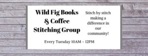 Coffee and Stitching Group